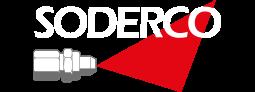 Soderco buses de pulvérisation Soderco buses de pulvérisation
