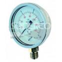 manometre inox diametre 100 classe 1