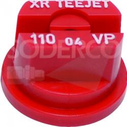 XR VP Buse Teejet 110° à jet plat