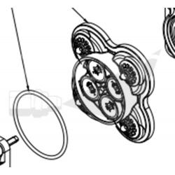 Kit de valves pour pompe...