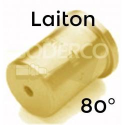 Embout cône creux Laiton...