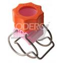 """Collier double clips pour tuyaux 1 à 2 """""""